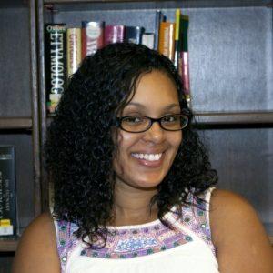 Photo of Domonique Anderson, MA.