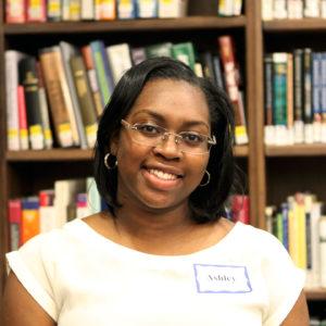 Ashley Gilliard, MA