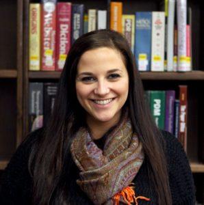 Kathleen Griffin MA student