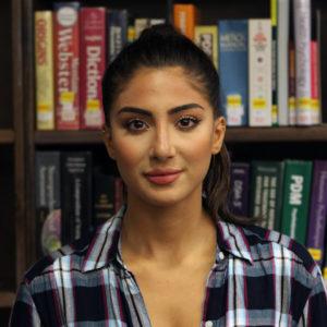 Farah Zoabi MA