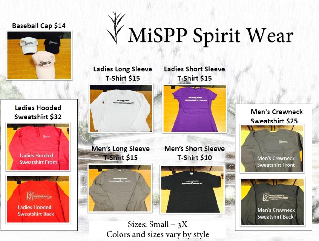 Spiritwear poster