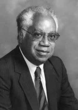 Photo of Dr. Joseph White