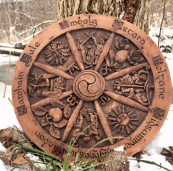 Wheel of the Year Imbolc