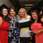 Group of 4 MA Grads