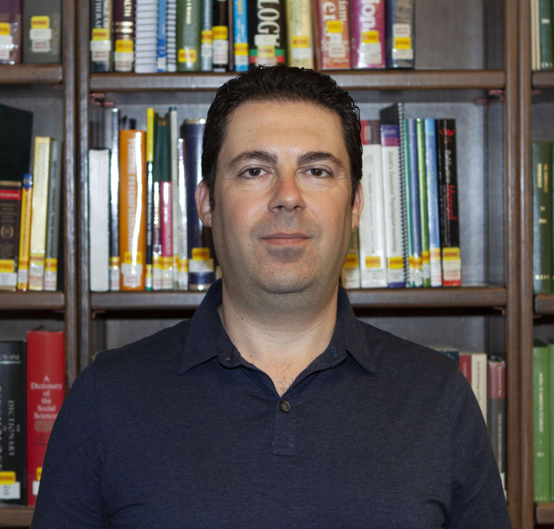 Geogios Lampropoulos, PhD