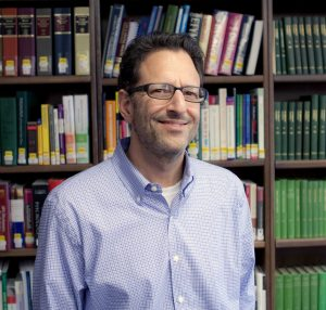 Photo of David Manchel, PsyD