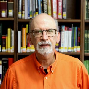 Photo of Dr. Jim Maher, PhD