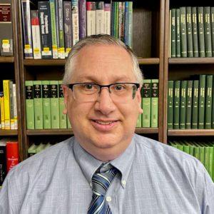 Photo of Jeremy Novack, PhD