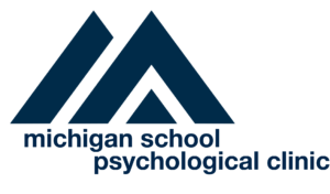 Logo for the Michigan School Psychological Clinic