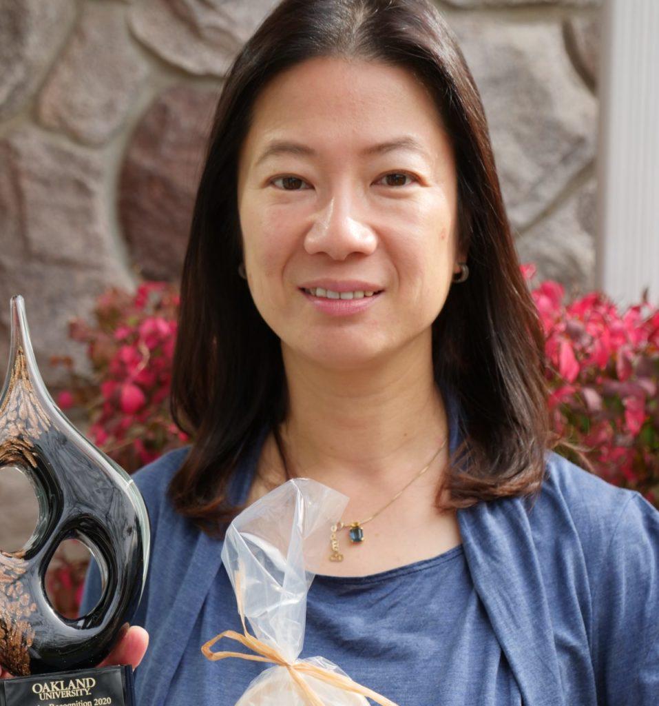Photo of Dr. Kanako Taku