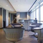 Photo of student lounge